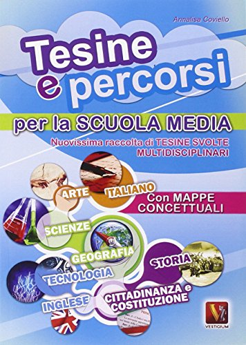 Tesine e percorsi Tesine svolte per la Scuola media PDF