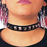 Ladies Studded Costume Choker - Adult Std.