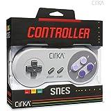 """CirKa CirKa SNES """"S91"""" Classic Premium Wired Controller"""