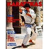 KARATEKAS du 01/10/1976 - TEHERAN - SPECIAL CHAMPIONNATS D'EUROPE - LA REVOLTE DU VIET-VO -DAO - FULL CONTACT...