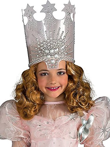 Girls Oz Glinda Wig Halloween Costume Accessory