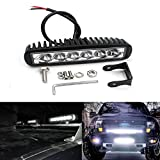 Doinshop New Useful 18W 6LEDs Work Light Bar Spot 6Inch Driving Fog Lights Offroad 4WD Car SUV E#A3