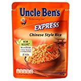 #2: Uncle Ben's Express Chinese Rice 250 g (Pack of 6)