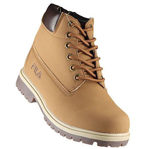 Fila - 6IN Boot Honey - UF00306 - Colore: Beige - Taglia: 41.0
