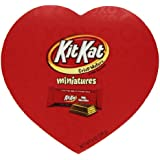 Kit Kat Valentine's Miniatures, 8 Ounce Heart Box