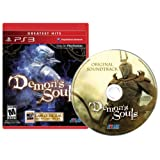 Demon's Souls with Soundtrack CD - Playstation 3 ~ Atlus