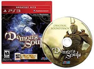 Demon's Souls with Soundtrack CD - Playstation 3
