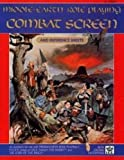 img - for Combat Screen and Reference Sheets (MERP/Middle Earth Role Playing) book / textbook / text book