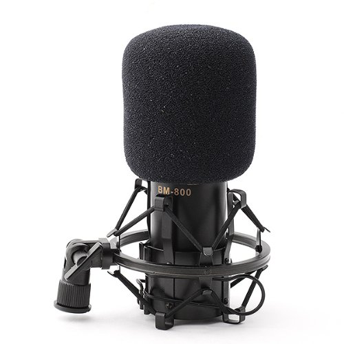 Neewer Black Broadcasting And Recording Microphone-Bm-800