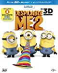 Despicable Me 2 [Blu-ray 3D + Blu-ray...