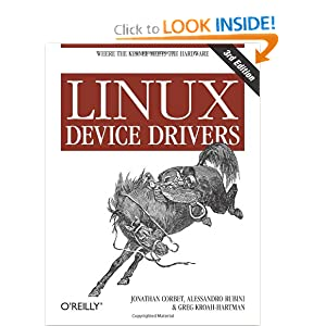 Linux Device Drivers, 3rd Edition Greg Kroah-Hartman