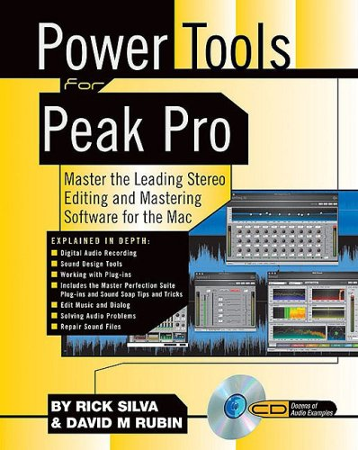 Power Tools for Peak Pro