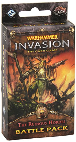 Warhammer Invasion LCG: The Ruinous Hordes Battle Pack