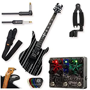 Amazon Com Schecter Synyster Gates Custom Electric Guitar