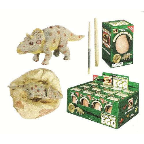 Dino Egg Excavation (Sold Individually - Styles Vary)