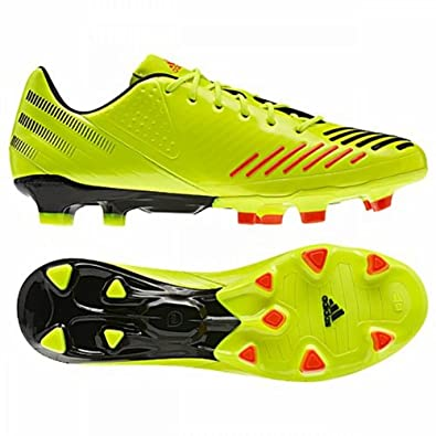 Adidas Predator Lz Trx Fg Sl Mens Football Boots Cleats Lethal Zones V21213 Come with... by adidas