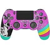 PS4 Wireless Custom Controller - Controller Chaos - Rainbow Royale