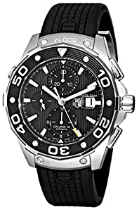 TAG Heuer Men's CAJ2110.FT6023 Aquaracer Chronograph Watch