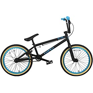 Framed Attack LTD BMX Bike Black/Blue 20in/20.5in Top Tube Mens