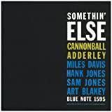 Somethin' Elseby Cannonball Adderley