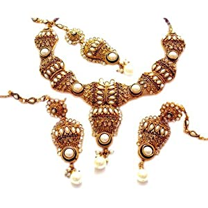 Dj Art Collection Fashion Jewellery Set - Djmp223
