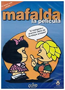 Mafalda La Pelicula [DVD] [1982] [Region 1] [US Import] [NTSC]
