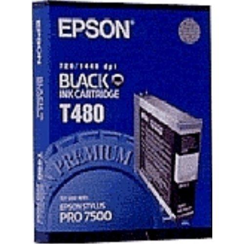 Cartouche d'impression - 1 x noir C13T480011