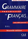 img - for Grammaire Progressive Du Francais: Avec 600 Exercices (French Edition) book / textbook / text book