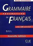 echange, troc Maïa Grégoire, Odile Thièvenaz - Grammaire progressive du français (600 exercices, intermédiaire)