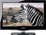 MedionP14090 59,9 cm (23,6 Zoll) LED-Backlight-Fernseher Energieeffizenzklasse B (DVD-Player, Full-HD, DVB-T) schwarz