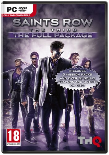 Saints Row The Third: The Full Package (Windows PC)