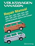 Volkswagen Vanagon Repair Manual: 198...