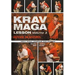 Krav Maga Lesson Vol.3 - Defense on Seizures