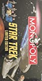 Star Trek~limited Edition Monopoly