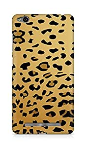 Amez designer printed 3d premium high quality back case cover for Xiaomi Redmi 3S (Animal Pattern3)