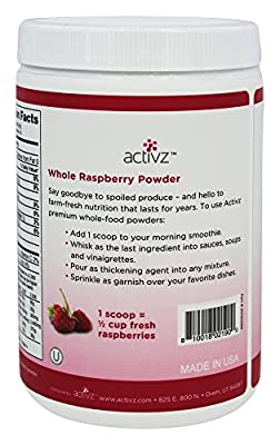 Activz - Whey Protein Chocolate 15-serving canister Powder Shake ...