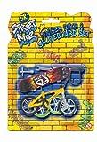 Toy Finger Set Bike & Planche à roulettes Avec Skate Accessoires Set [Jouet]