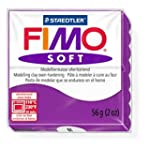 Staedtler Fimo Soft Purple (61) Oven...