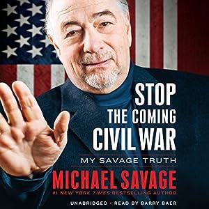 Stop the Coming Civil War Audiobook