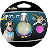 Nite Ize SLG-03-07 SpotLit Clip-on LED Go Anywhere Light, 5-Color