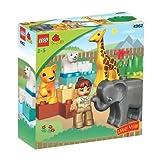 LEGO Duplo Ville Baby Zoo V70 (4962) Children, Kids, Game