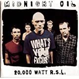 20,000 Watts R.S.L.: Greatest Hits ~ Midnight Oil