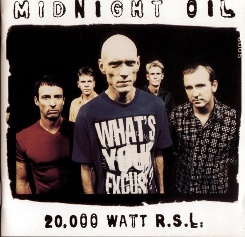 Midnight Oil - Peace Not War - Zortam Music