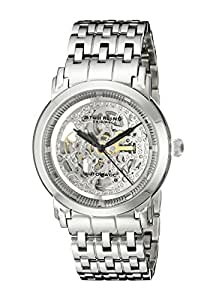 Stuhrling Original Men's 165A.33112 Winchester Elite Automatic Skeleton Stainless Steel Watch