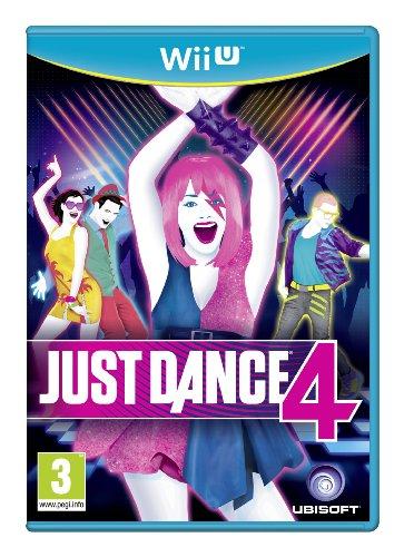 Just Dance 4 Nintendo Wii U Edizione Regno Unito PDF
