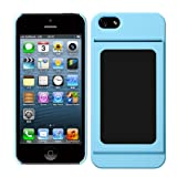 Bluevision OsaifuSlim for iPhone 5 プレアデスダイレクト限定品 Light Blue