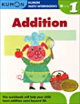 Kumon Math Addition: Grade 1
