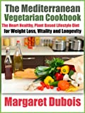 Acquista Mediterranean Vegetarian Cookbook [Edizione Kindle]