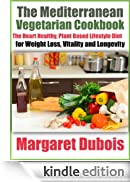 Mediterranean Vegetarian Cookbook [Edizione Kindle]