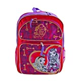 Mattel Ever After High 16 Inch Large Backpack School Bag- Raven Queen ...